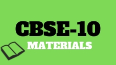 CBSE Class 10 Resources