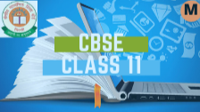 CBSE Class 11 Resources