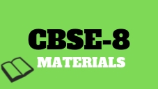 CBSE Class 8 Resources