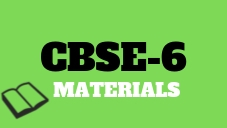 CBSE Class 6 Resources