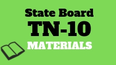 TN State Board Class 10 Resources