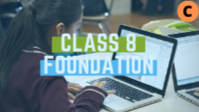 IIT/Medical Foundation-Class 8