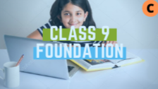 IIT/Medical Foundation-Class 9